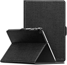 Infiland Samsung Galaxy Tab A 10.1 2019 Case, Multiple Angle Stand Cover Compatible with Samsung Galaxy Tab A 10.1 Inch Model SM-T510/SM-T515 2019 Release Tablet, Black