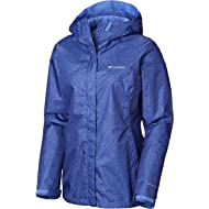 Columbia Women's Arcadia Print Jacket, Waterproof & Breathable