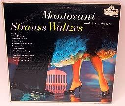 Mantovani Plays Strauss Waltzes