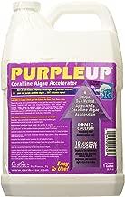 Carib Sea ACS01530 Purple Up Corraline Algae Growth Accelerator for Aquarium, 1-Gallon