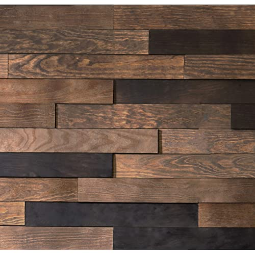 Wood Wall Planks: Wood Panel Wall: Amazon.com