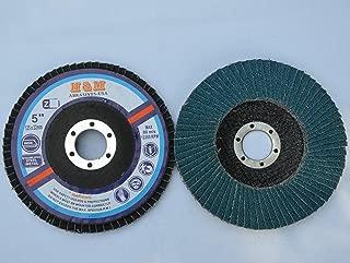 10pcs Premium FLAP DISCS 5
