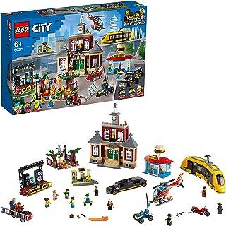 LEGOCityMainSquare60271BuildingSet