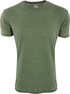 Mens T Shirts Burnout Muscle Shirts Workout Running Short Sleeve Casual Tee 425