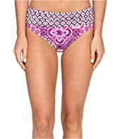 Tommy Bahama - Tiles of Tropics High Waist Sash Bottom