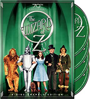 Best The Wizard of Oz (Four-Disc Emerald Edition) Review