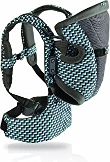 Evenflo Front and Back Snugli Soft Carrier, Louvre (Discontinued by Manufacturer)