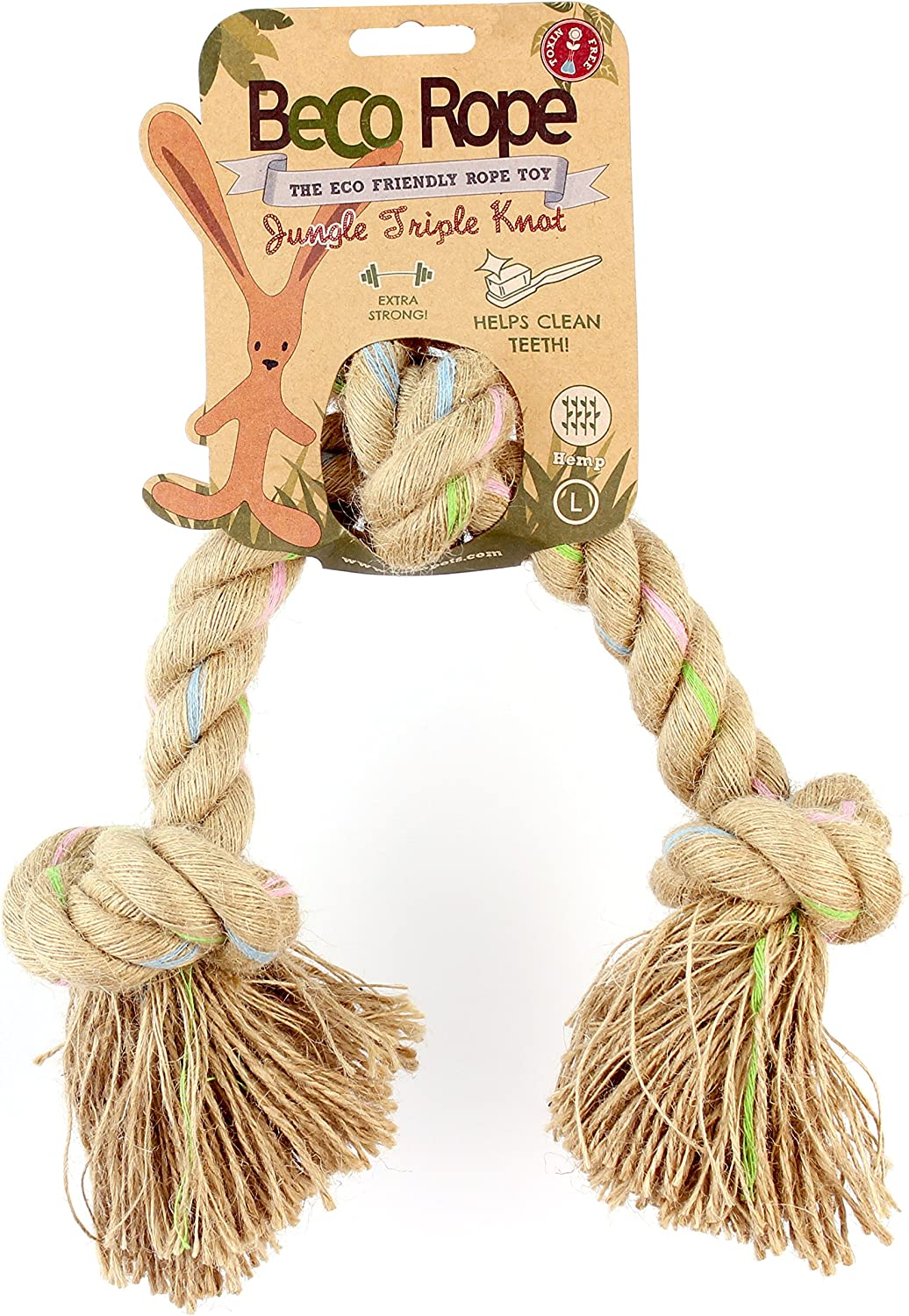 Beco BecoRope Triple Knot Jungle Rope Large