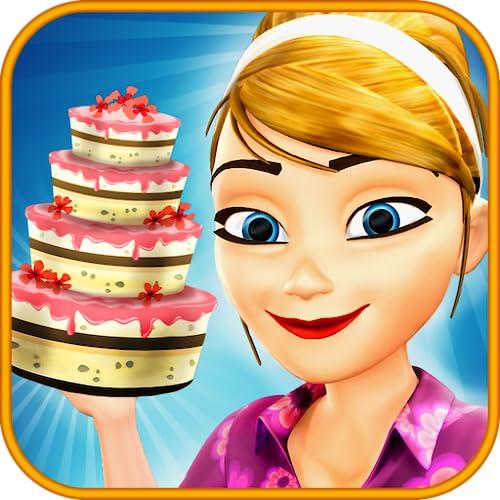Cake Maker Padaria Simulator