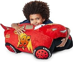 Pillow Pets Jumboz Disney Pixar Cars 3, Lightning Mcqueen, 30