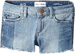 DL1961 Kids - Lucy Cut Off Shorts in Hollywood (Toddler/Little Kids)