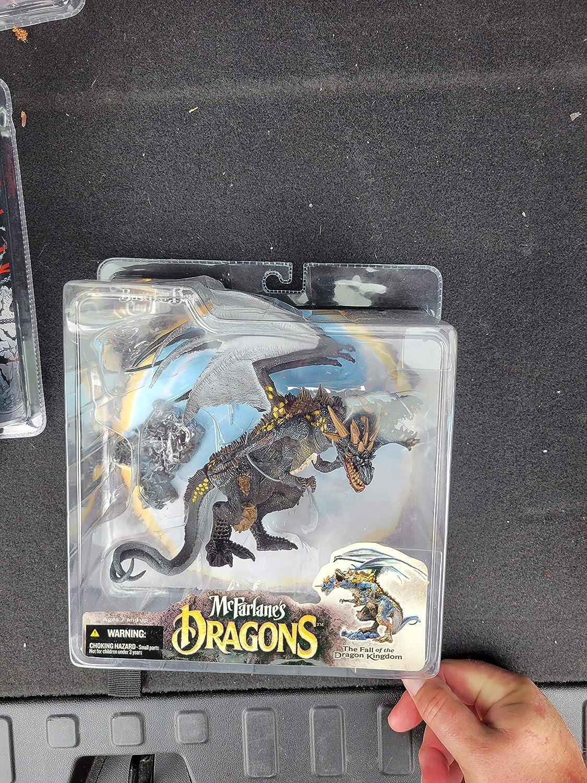 Overseas parallel import regular item Mcfarlane Dragons Berserker Dragon 4 NEW Clan