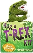 Hug a T-Rex Kit (book with plush)
