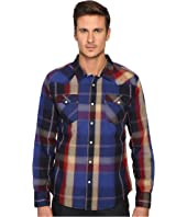 Levi's® - Romo Poplin Long Sleeve Woven Shirt