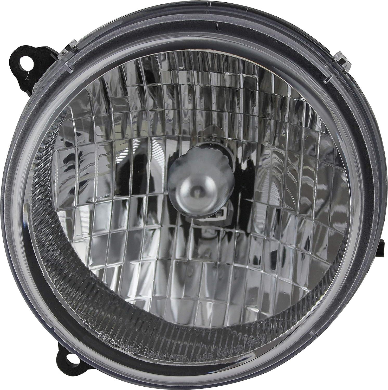 JP Auto Headlight ◆セール特価品◆ Compatible 在庫あり With Jeep 2004 2002 Dr Liberty 2003