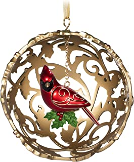 Hallmark Keepsake Christmas 2019 Year Dated Majestic Cardinal Ornament, Metal
