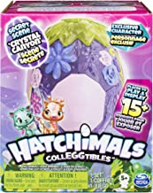 Hatchimals CollEGGtibles, Crystal Canyon Secret Scene Playset with Exclusive Hatchimals CollEGGtible (Styles May Vary)