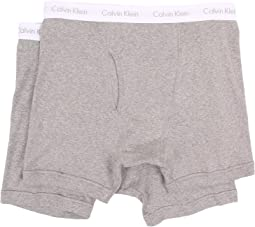 Calvin Klein Underwear Big & Tall 2-Pack Boxer Brief
