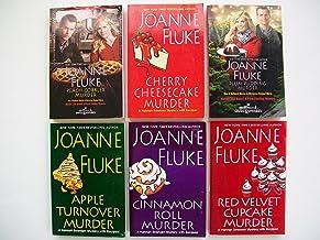 Hannah Swenson Mystery Series ( Set of 6) Peach Cobbler Murder, Cherry Cheesecake Murder, Plum Pudding Murder, Apple Turno...