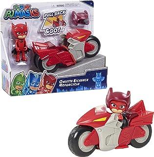 PJMASKS 95827 Kickback Motorcycles – Owlette