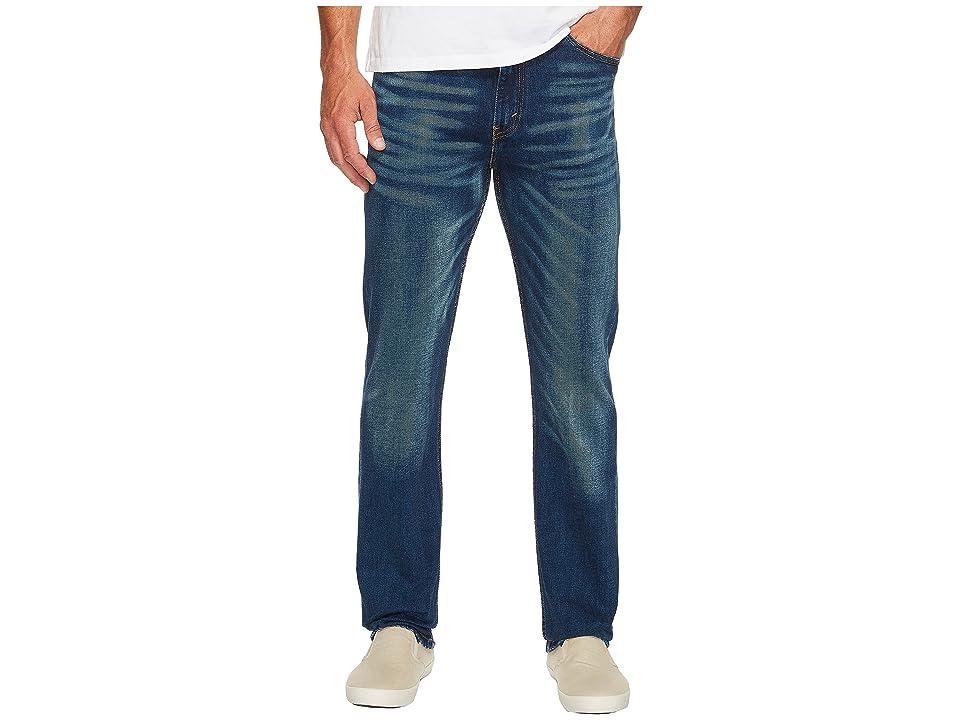 Levi's(r) Mens 513tm Slim Straight Fit (Lemonhead) Men's Jeans