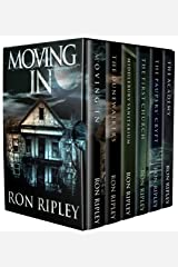Moving In Series Box Set Books 1 - 6: Supernatural Horror with Scary Ghosts & Haunted Houses Kindle Edition