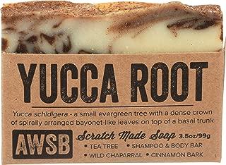 yucca root shampoo bar