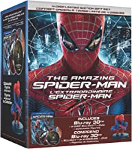 The Amazing Spider-Man 3D: Limited Edition Collector's Set + Figurine - L'extraordinaire Spider-Man 3D: Edition Limitée Co...