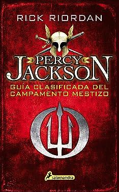 Guía clasificada del Campamento Mestizo / Camp Half-Blood Confidential (Percy Jackson) (Spanish Edition)
