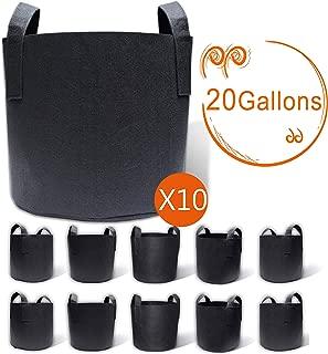 20 gallon tall dimensions
