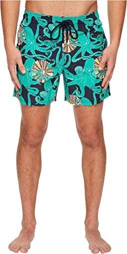 Moorea Octopus Swim Trunk