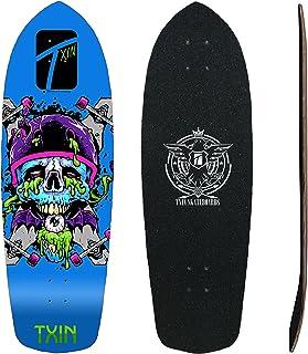 TXIN - Surfskate Skate Skateboard Deck Downhill Dead 34...