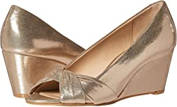 Taupe Refletive Suedette