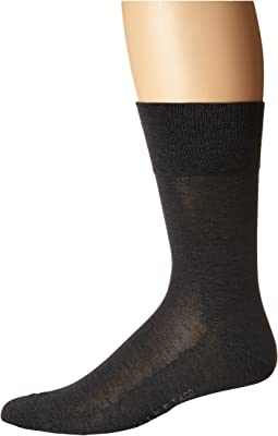 Mercerized Cotton Tiago Crew Socks