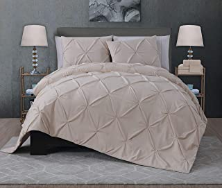 Avondale Manor Ella 7 Piece Quilt Set, King, Taupe