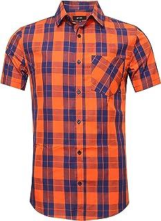 sports shoes 914df cb5eb Suchergebnis auf Amazon.de für: Orange - Hemden / Tops, T ...