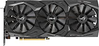 بطاقة رسومات ASUS ROG STRIX Geforce RTX2070-O8G-GAMING