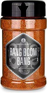 Ankerkraut Bang Boom Bang, scharfer BBQ-Rub Gewürzmischung für alle die gar nicht..