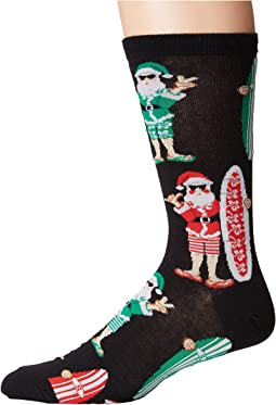 Socksmith - Surf Santa