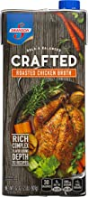 Swanson Crafted Roasted Chicken Broth, 32 oz. Carton