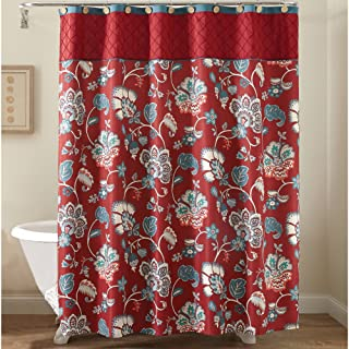 Best red jacobean fabric Reviews