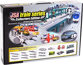 LEC USA Contemporary Train Expansion Set