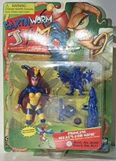 Earthworm Jim > Princess Whats-Her-Name with Runt Zurb Guard Action Figure