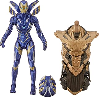 Hasbro Marvel Legends Series Avengers 6-inch Collectible Action Figure Toy Marvel's Rescue, Premium Design and 2 Accessories