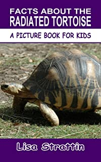 Facts About the Radiated Tortoise (A Picture Book For Kids 162)