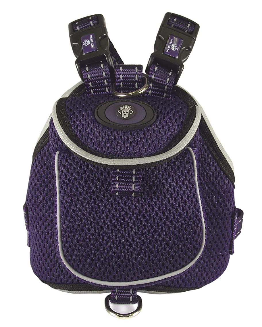 Hamilton 3/4 16 to 20-Inch Soft Air Mesh Adjustable Backpack Harness