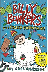 It's a Crazy Christmas (Billy Bonkers) Kindle Edition