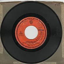 Bill Cosby: Little Ole Man (Uptight-Everything's Alright) B/w Hush Hush