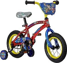 Nickelodeon Paw Patrol Boy's Bicycle with Training Wheels (Renewed)