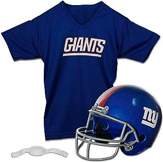 Franklin Sports NFL Team Licensed Youth Helmet and Jersey Set